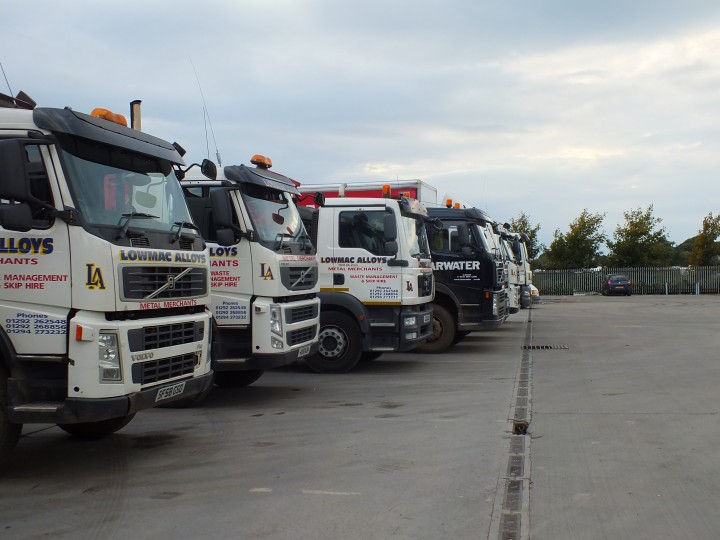 Our fleet lowmac ayrshire recycling