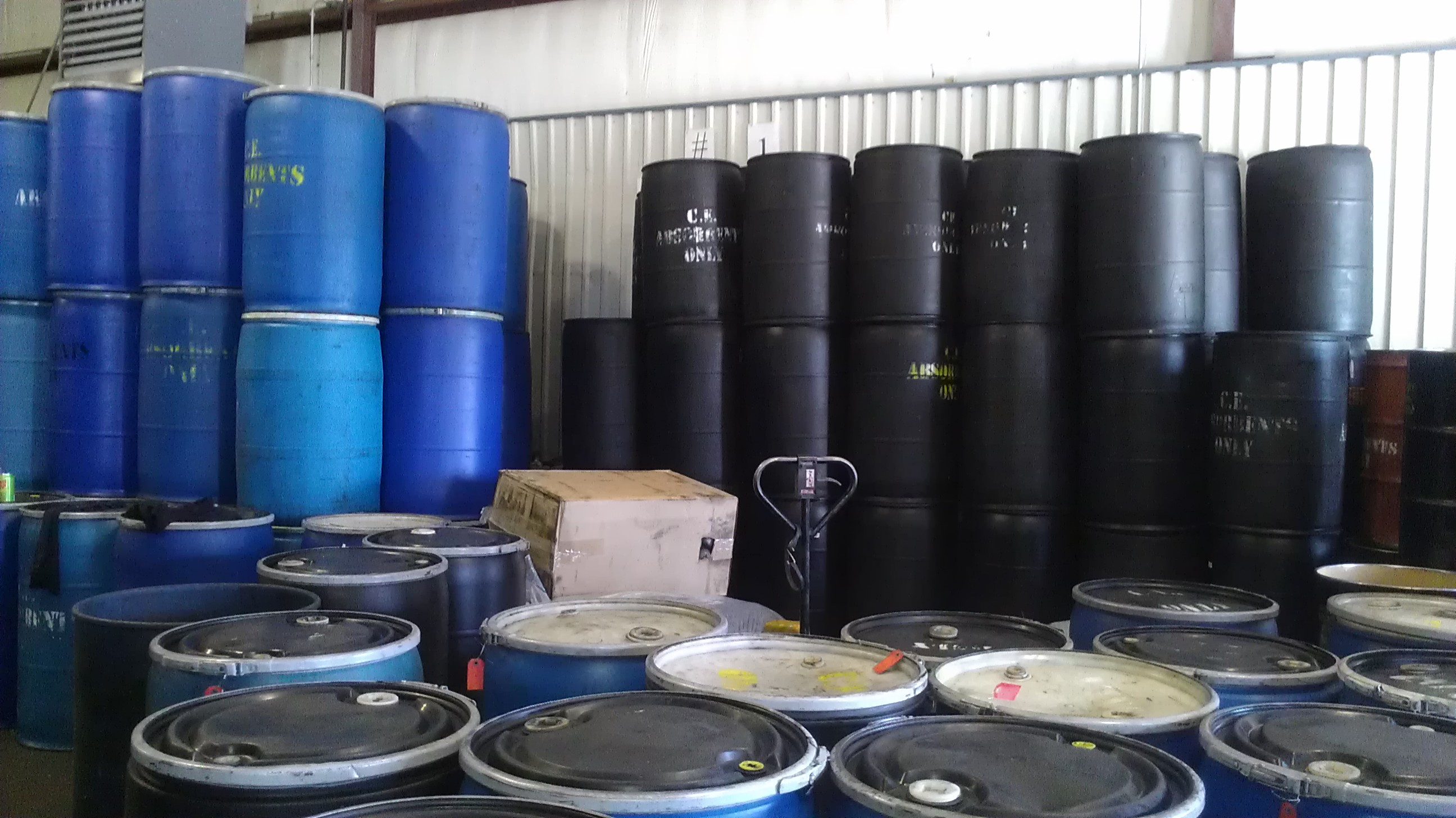Waste Oil Recycling Oil Recycling Hazardous Waste