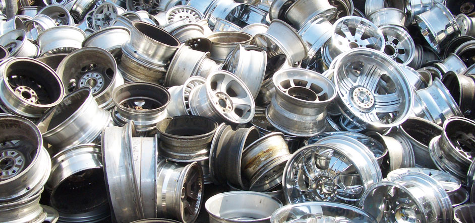 How To Recycle Aluminum Car Parts