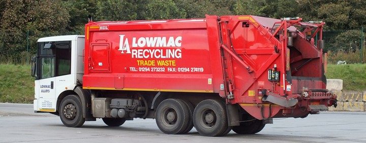 Lowmac Recycling Ayrshire Waste