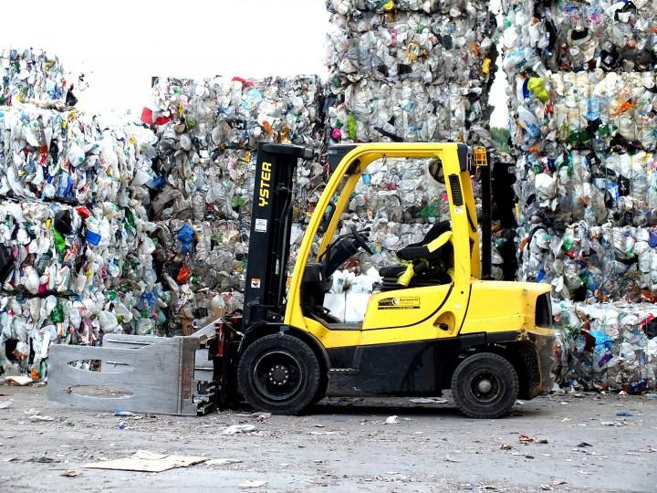 Lowmac Recycling Plastics Cans