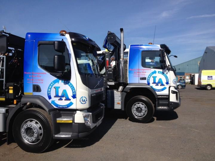 Lowmac's New Vehicles